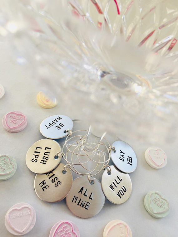 Wedding Favour Charms Image