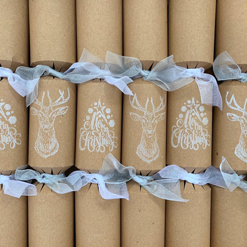 Eco Christmas crackers