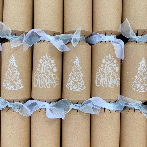 Eco Christmas cracker