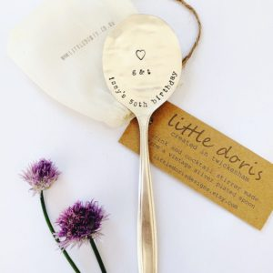Personalised drink stirrer
