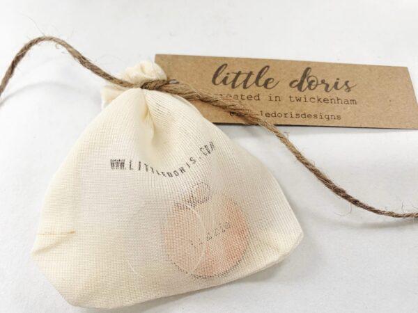 Little doris packaging